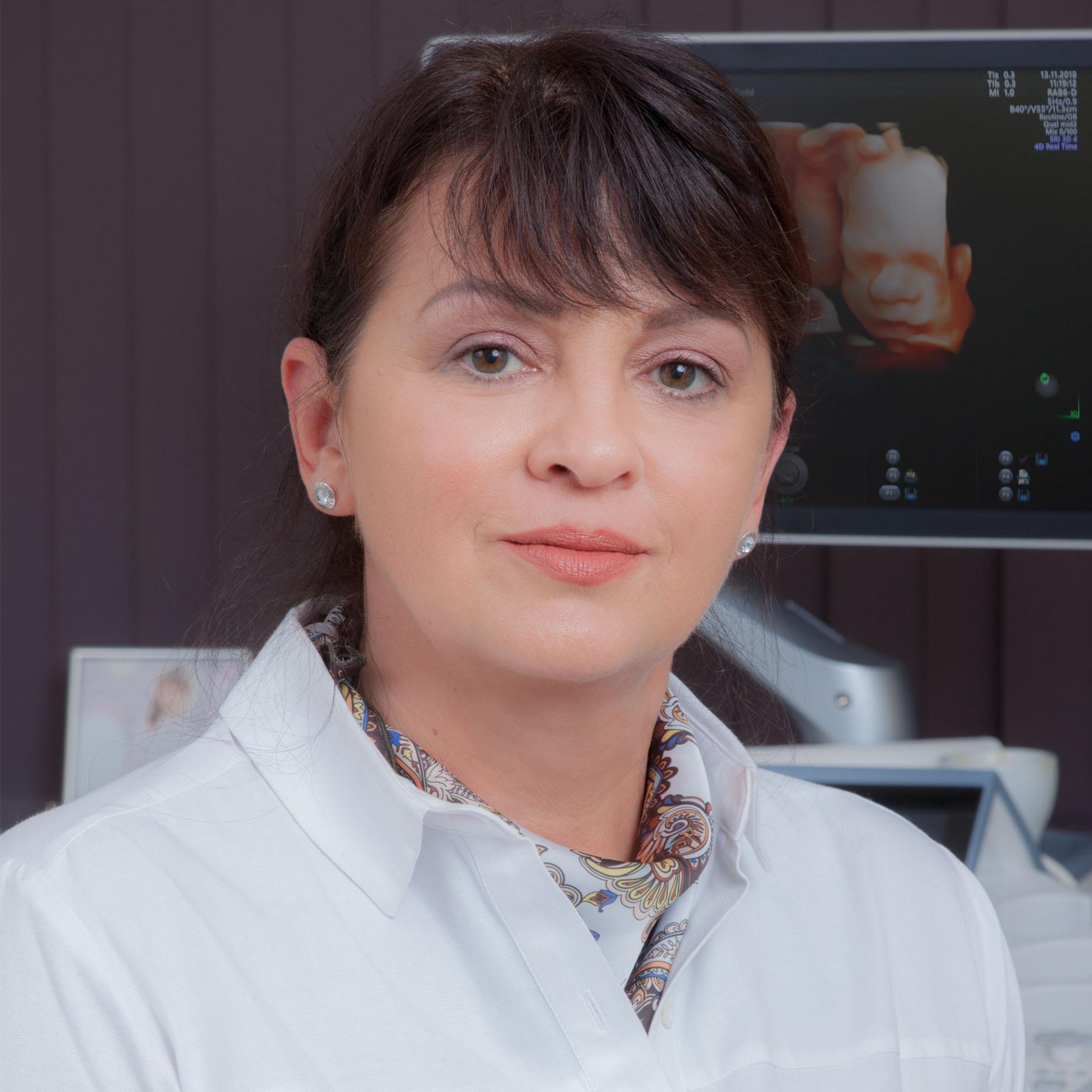 Д-р Райна Ковачева